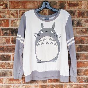 My Neighbor Totoro Sweatshirt size Xl